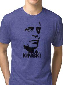 Kinski  Tri-blend T-Shirt