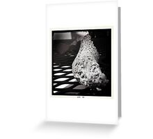 Porous Greeting Card