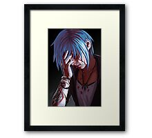 I Loved Her So Much... Framed Print
