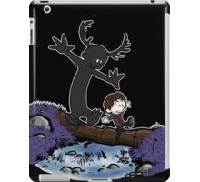 Will and Hannibal iPad Case/Skin