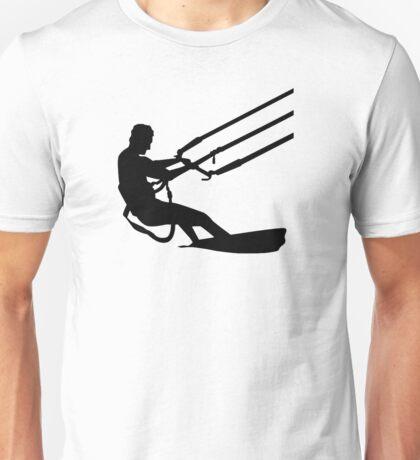 Kitesurfing Unisex T-Shirt
