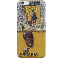 "Exclusive: "" Banania & Chocolat Meunier "" / My Creations Artistic Sculpture Relief fact Main 27  (c)(h) by Olao-Olavia / Okaio Créations iPhone Case/Skin"