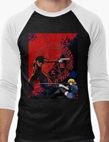 Hellsing Men's Baseball ¾ T-Shirt
