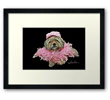Toots :) Framed Print