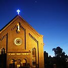 St Josephs Tamworth NSW by Bernie Stronner