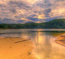 Oyster creek Lagoon by donnnnnny