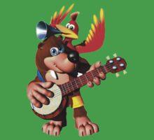 Banjo-Kazooie Kids Tee