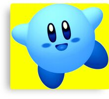 Blue Kirby Canvas Print