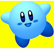 Blue Kirby Photographic Print