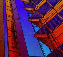Technicolour Tower by nikonplasma