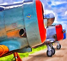 T6 Texan by Gypsykiss
