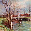 Urecht Canal by Cameron Hampton