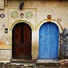 Neighboring Doors: Avanos, Turkey by Josh Wentz