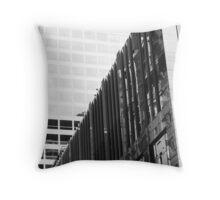 Spaces ... Throw Pillow