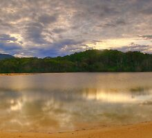 Secret lagoon by donnnnnny