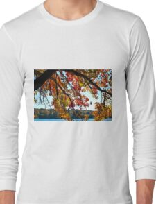 Through the Maples Long Sleeve T-Shirt