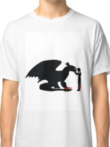 Toothless Classic T-Shirt