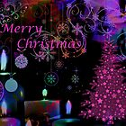 Merry Christmas.Card. by Vitta
