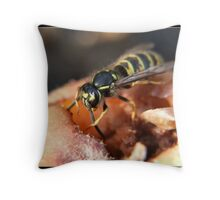Easy Meal Throw Pillow