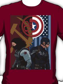 CAPTAIN V. SOLDIER T-Shirt