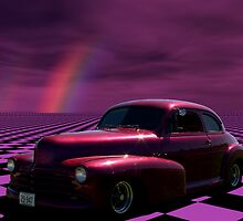 1947 Chevrolet Custom Coupe by TeeMack