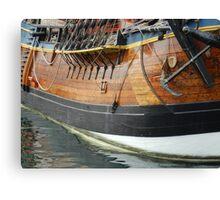 HMS Endeavour (replica)  Canvas Print