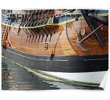 HMS Endeavour (replica)  Poster
