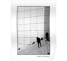 La Défense Paris Poster