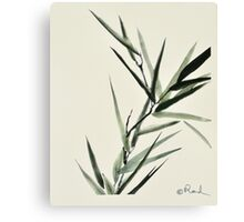 Reed's Reeds Canvas Print