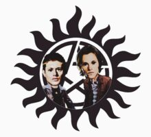 Winchesters by sybilthorn