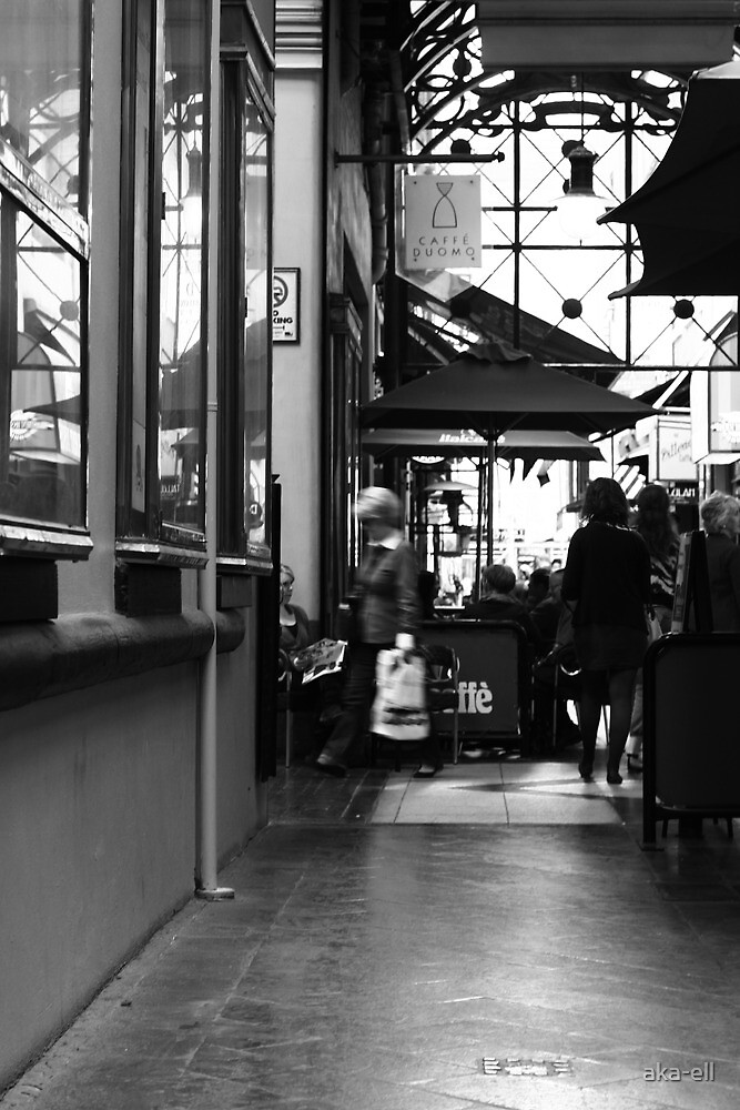 Cafe Duomo by aka-ell