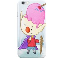 Ice Cream Elf iPhone Case/Skin