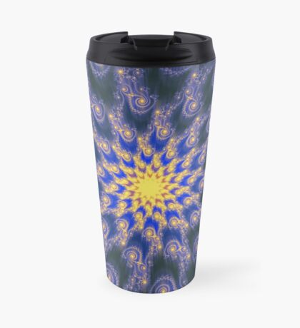 An Expanding Universe Travel Mug