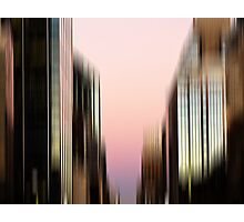 St Georges Terrace II Photographic Print