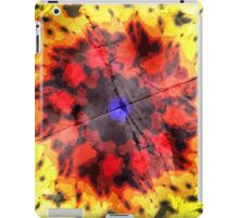 Twenty Three Degrees Off Center iPad Case/Skin