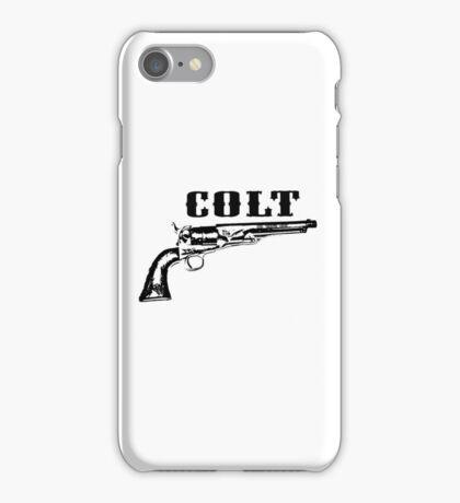Colt 2 iPhone Case/Skin