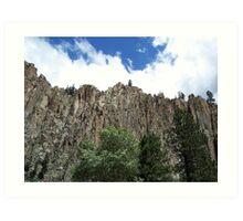 Sangre de Cristo mountains, New Mexico 2 Art Print