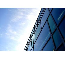 Sky Edge Photographic Print