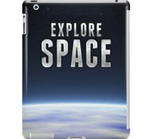 Explore Space iPad Case/Skin