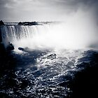 Niagra Falls by Chris Muscat