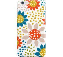 Cut flowers iPhone Case/Skin