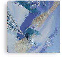 Abstract seascape No: 2 Canvas Print
