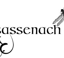 OUTLANDER Sassenach Design by PickleStarScrap