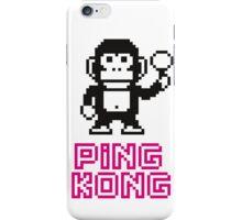 Ping Kong iPhone Case/Skin