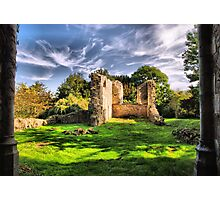 The Ruins Photographic Print