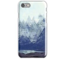⟁ v a n t   C o e u r  - The  Mountain iPhone Case/Skin