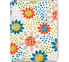 Cut flowers iPad Case/Skin