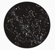 Constellations One Piece - Short Sleeve
