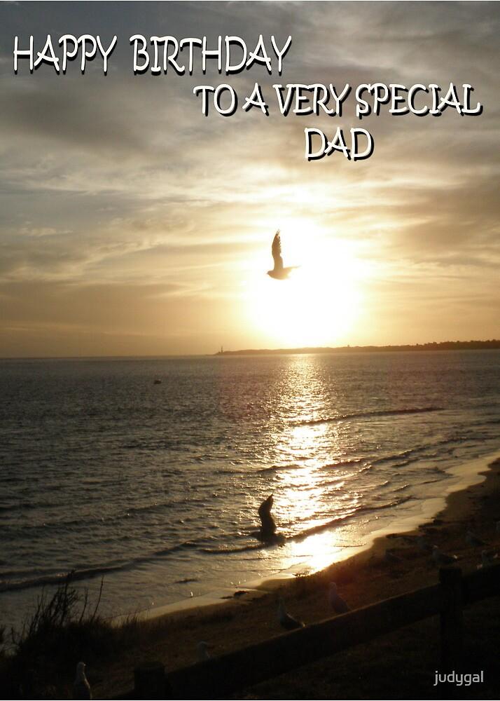 Birthday Sunset-Dad by judygal