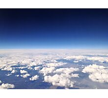 The Sea of Clouds Photographic Print